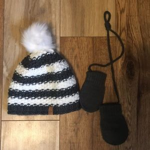 Other - Hat and mitts